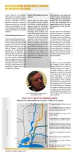 Interview du Dr Reymondon, secrétaire général de  VIVA dans le magazine La Vague